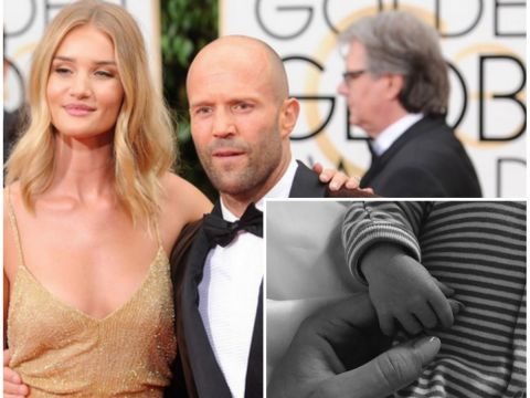 Jason Statham i Rosie Huntington-Whiteley