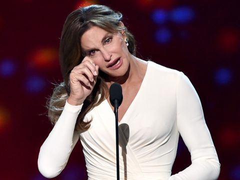 Caitlyn Jenner nagrody Espys