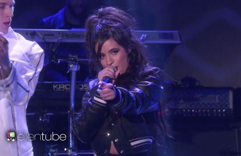 Camila Cabello i Machine Gun Kelly