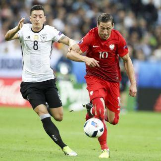 Euro 2016: Polska Niemcy