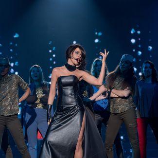 Twoja Twarz Brzmi Znajomo 2017 - Zosia Nowakowska jako Whitney Houston
