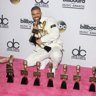 Billboard Music Awards 2017: Drake