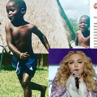 Madonna, adoptowane bliźniaczki