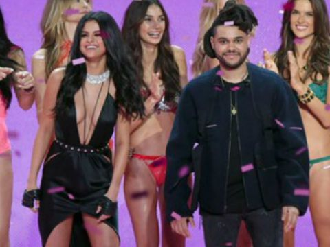Selena Gomez i The Weeknd