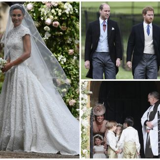 Pippa Middleton ślub