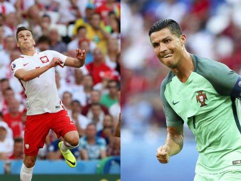 EURO 2016 Polska Portugalia, ćwierćfinał EURO 2016