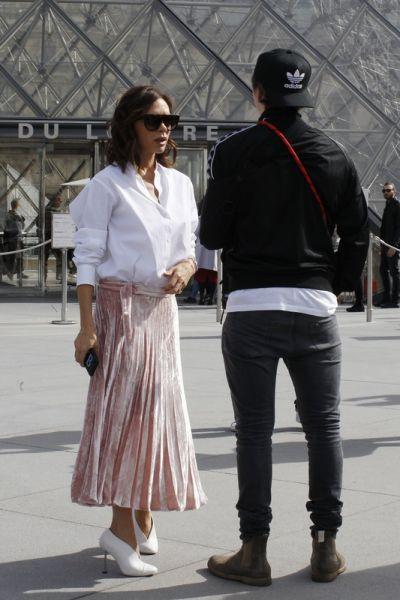 Zdjęcie z artykułu: Brooklyn Beckham na wycieczce z mamą i… swoją ex! I nie jest to Chloe Moretz!