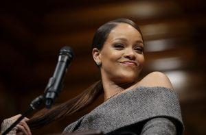 Rihanna na Uniwersytecie Harvarda