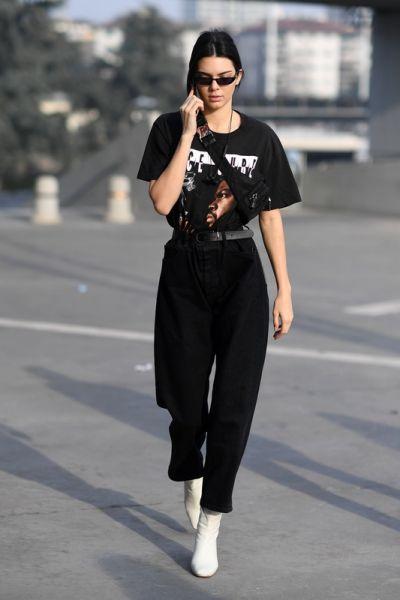 Zdjęcie z artykułu: Kendall Jenner w kampanii bielizny! To najlepsza z reklam bielizny na wiosnę 2017?