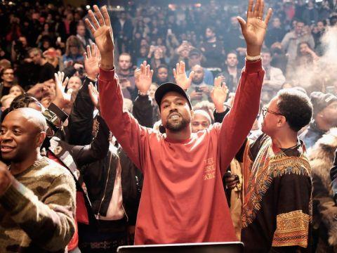 Kanye West Yezzy 3