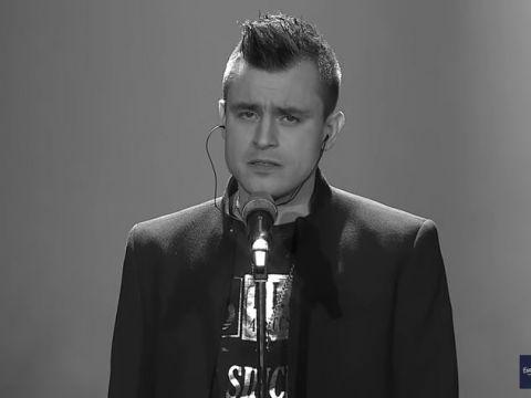 Eurowizja 2017 - Słowenia - Omar Naber - On My Way