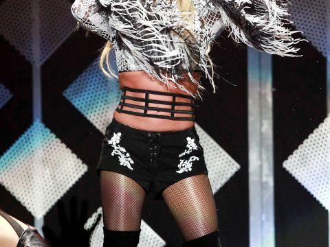 Britney Spears na Jingle Ball 2016