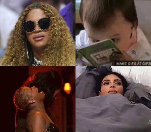 Beyonce urodziła? GIFy