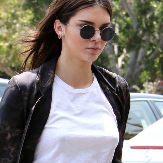 Gigi Hadid i Kendall Jenner bez stanika