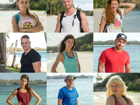 Wyspa Przetrwania: uczestnicy
