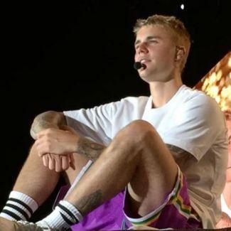 Justin Bieber w Dubaju