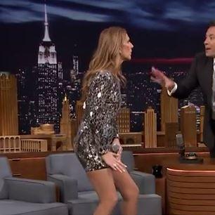 Celine Dion w programie The Tonight Show Starring Jimmy Fallon