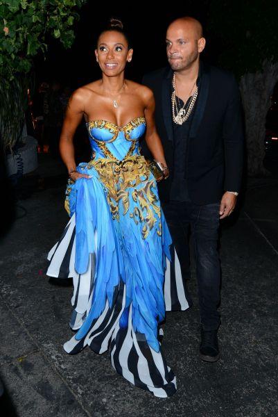 """Zdjęcie z artykułu: Mel B: Rita Ora była """"targetem"""" Stephena Belafonte! Małżeństwo zapraszało ją do trójkąta!"""