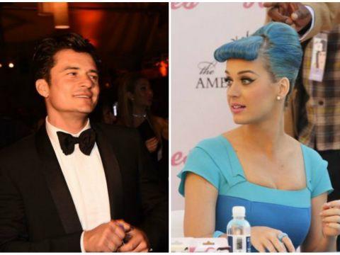 Orlando Bloom i Katy Perry razem w teatrze