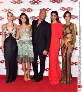 Gwiazdy na premierzy filmu XXX Rektywacja