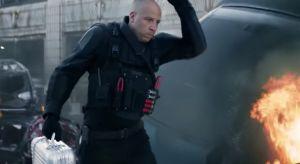 Vin Diesel w filmie Szybcy i Wściekli 8 - teledysk do piosenki Go Off