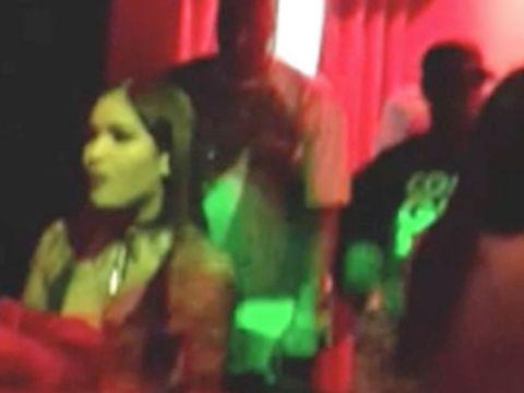 Lamar Odom w klubie ze striptizem