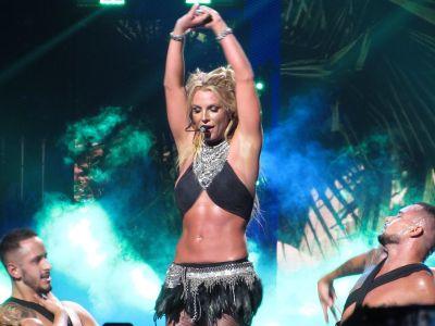 Britney Spears na iHeart Music Festival 2016
