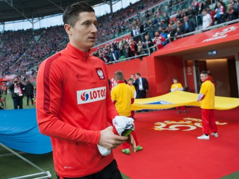Robert Lewandowski 2016