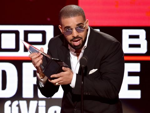 Drake na gali American Music Awards 2016