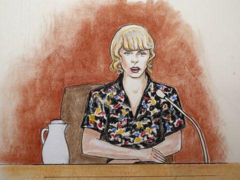 Proces Taylor Swift