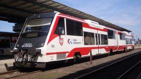 Zapomnijcie o tramwaju czy autobusie. Teraz po mieście można będzie jeździć pociągiem
