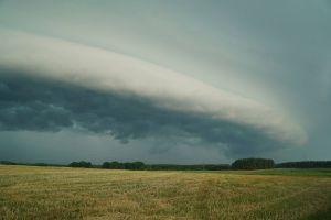 Burza na Podlasiu