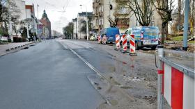 Gorzów: Wykonawca torowiska i ulicy Sikorskiego poszukiwany [AUDIO]