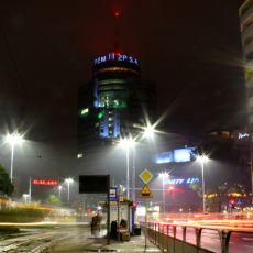Nocny Szczecin [ZDJĘCIE DNIA]