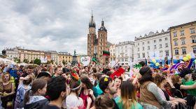 Kraków: Ruszają Juwenalia 2017! Sprawdź program! [KONCERTY, IMPREZY, KOROWÓD]