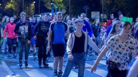 Nightskating Białystok: Nocny przejazd ulicami miasta już wkrótce!