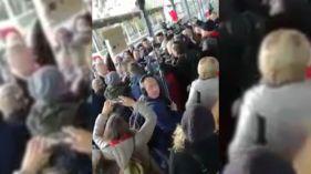Pożegnanie Tuska w Sopocie. Tłumy zwolenników i przeciwników! [WIDEO] - Polska Racja