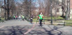 14. Półmaraton Marzanny: Biegacze poczuli wiosnę [WIDEO]