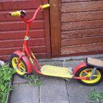 Kraśnik: Ukradł pieniądze i rower, nie zdążył ukraść hulajnogi
