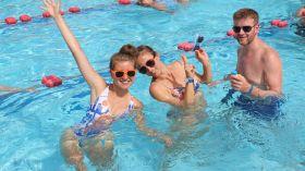 ESKA Summer City na Stoku Narciarskim Relaks, lotnisku w Szymanowie w Aquaparku i na motorówce Bombram Marine [WIDEO, ZDJĘCIA]