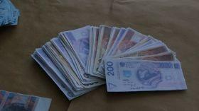 Wyłudził z banku prawie 6000 złotych. Wpadł w ręce policji