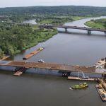 Most Cłowy na finiszu. Kiedy zostanie otwarty? [ZDJĘCIA]