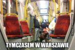 Najlepsze memy i demotywatory o Warszawie