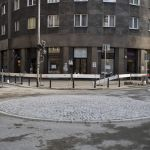 Strefa Tempo 30 nabiera kształtów. Nowe rondo w Śródmieściu Południowym [ZDJĘCIA]