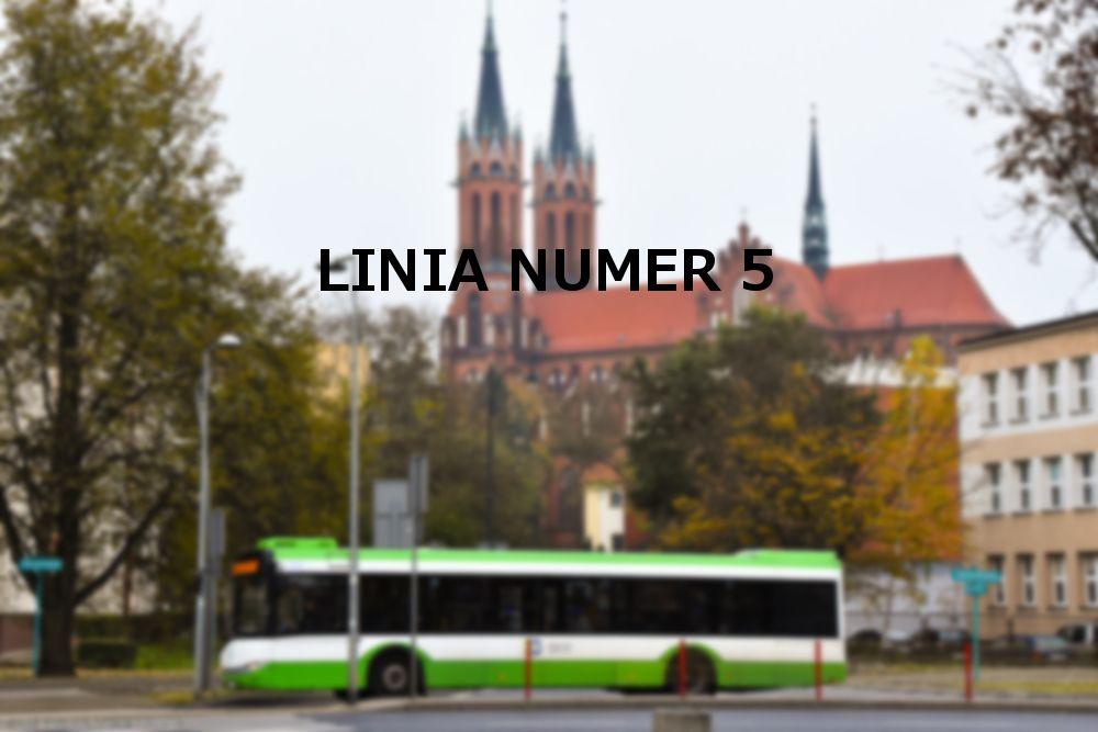 Linia nr 5