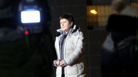 Premier Beata Szydło opuściła szpital w Warszawie - Interia