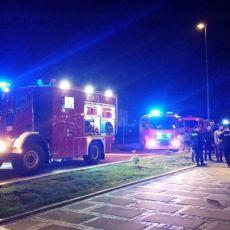 Samochód wpadł do Odry w Szczecinie [ZDJĘCIA]