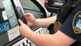 Jeden z poznańskich taksówkarzy woził pasażerów, chociaż nawet nie miał prawa jazdy