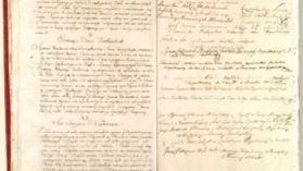 W Zachodniopomorskim Urzędzie Wojewódzkim w Szczecinie będzie można zobaczyć Konstytucję z 3 Maja 1791 roku
