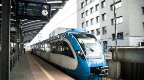 UWAGA pasażerowie Kolei Śląskich! Wasz pociąg może być odwołany albo opóźniony